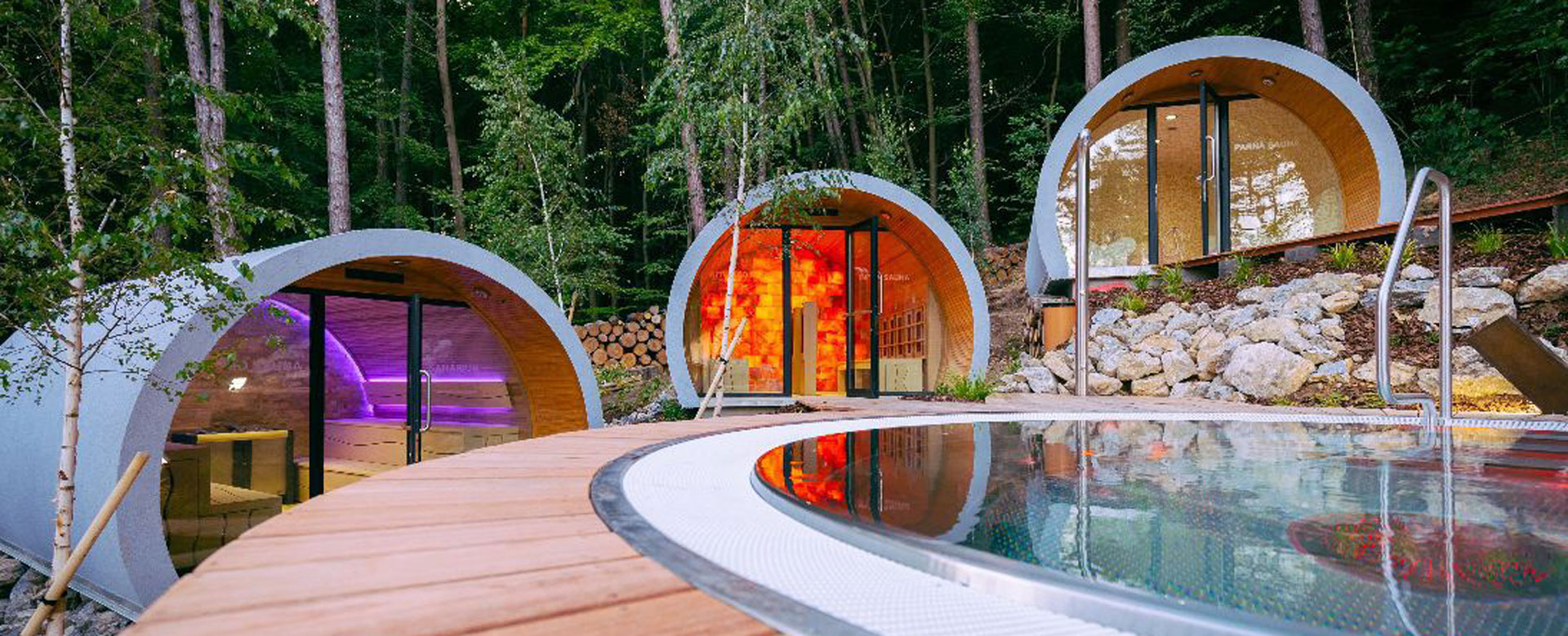 Gamme sauna Alpha